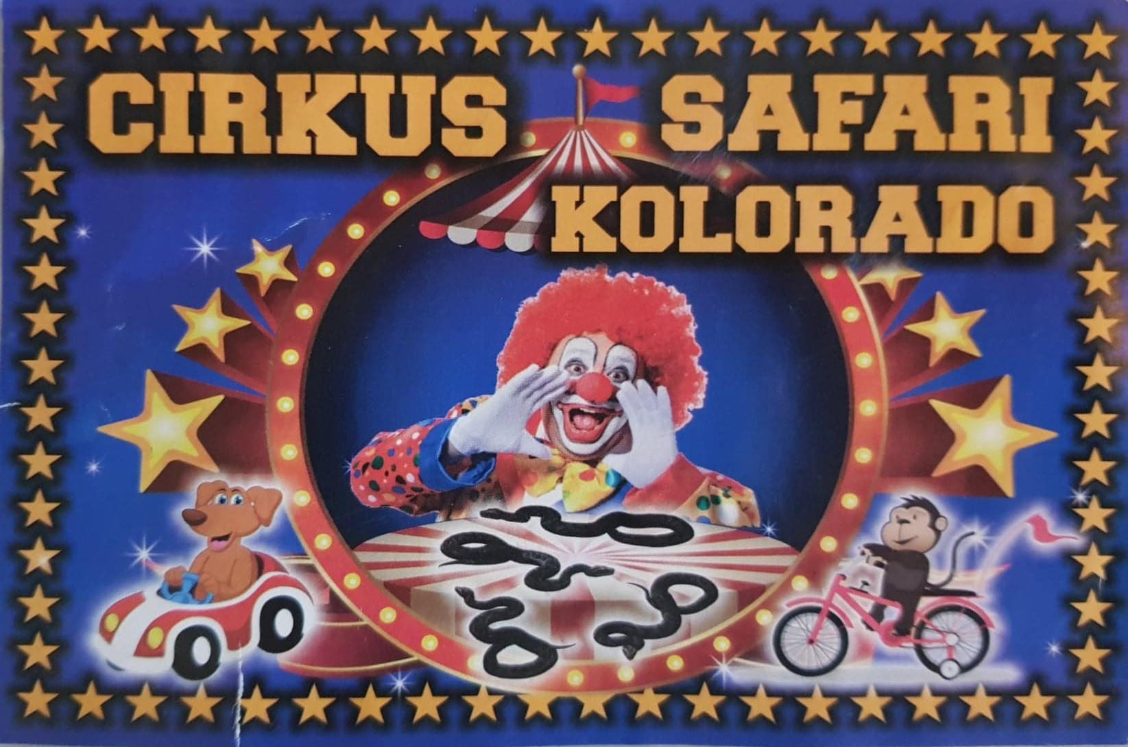 """Циркус """"Сафари Колорадо"""" у Сврљигу - Центар за туризам, културу и спорт  Сврљиг"""