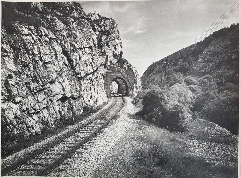 Сврљишка клисура, тунел